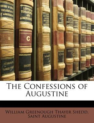 Paperback The Confessions of Augustine Book