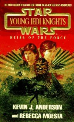 Star Wars: Young Jedi Knights - Heirs of the Force - Book  of the Star Wars Legends