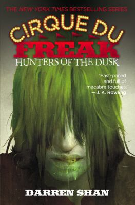 Paperback Hunters of the Dusk Book
