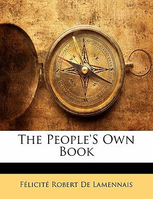 Paperback The People's Own Book
