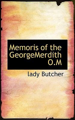 Paperback Memoris of the Georgemerdith O M Book