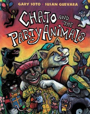 Chato and the Party Animals - Gary Soto