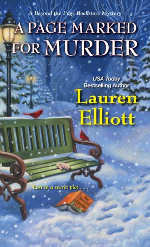 A Page Marked for Murder - Book #5 of the Beyond the Page Bookstore Mystery