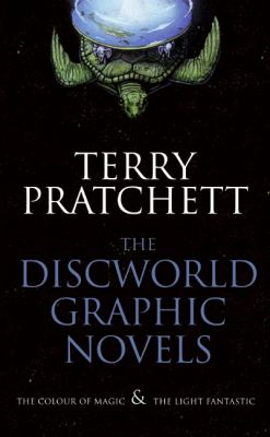 The Discworld Graphic Novels: The Colour... book by Terry Pratchett
