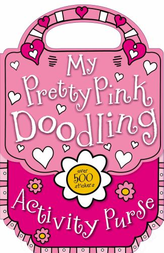 My Pretty Pink Doodling Activity Purse (1848796706 6685813) photo