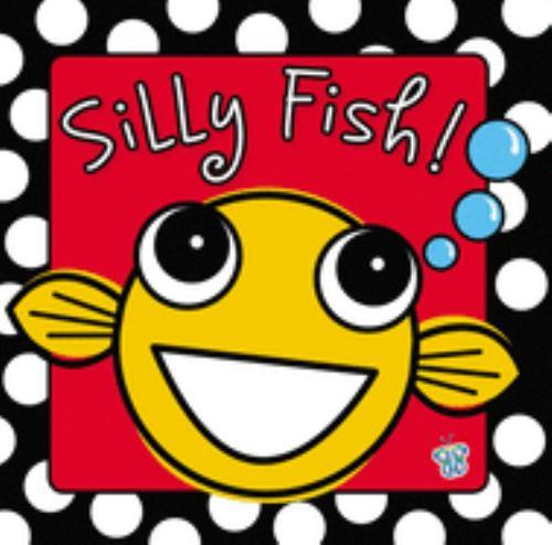 Silly Fish Bath Book - Charles Stafford
