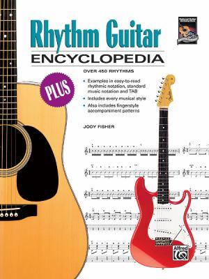 Rhythm Guitar Encyclopedia Over 450 Book By Jody Fisher