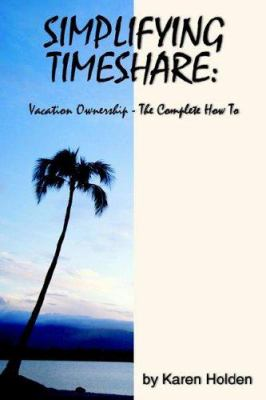 Simplifying Timeshare (1425914527 5962593) photo