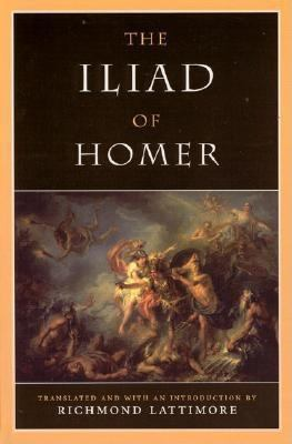 Paperback The Iliad of Homer Book