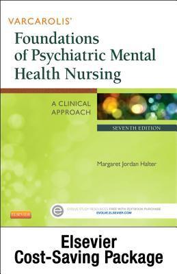 Varcarolis Foundations Of Psychiatric Book By Margaret Jordan Halter