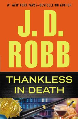 Hardcover Thankless in Death Book
