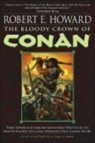 The Bloody Crown of Conan (Conan the Barbarian) 0739449710 Book Cover