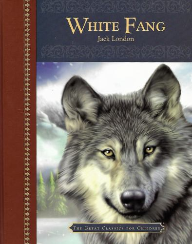 White Fang 1615242600 Book Cover