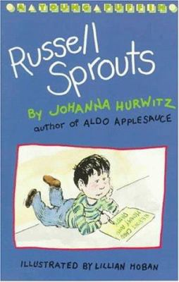 Russell Sprouts Beech Tree Chapter Book By Johanna Hurwitz