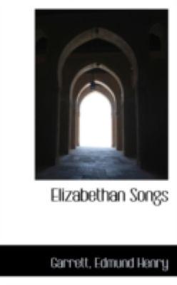 Paperback Elizabethan Songs Book