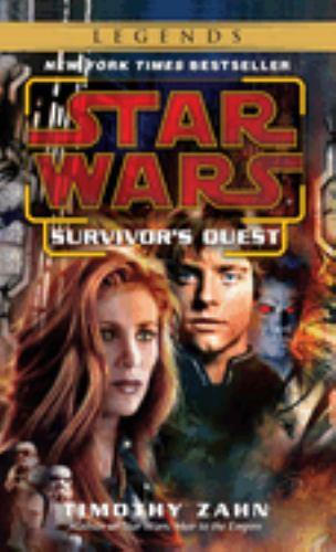 Survivor's Quest (Star Wars) - Book  of the Star Wars Legends