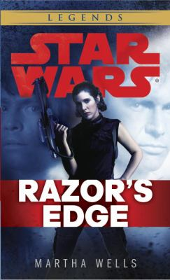 Razor's Edge - Book  of the Star Wars Legends