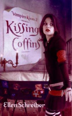 Paperback Kissing Coffins Book