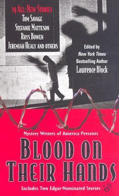Blood on Their Hands - Book  of the Mystery Writers of America Anthology