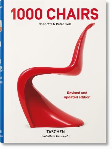 Hardcover 1000 Chairs [French] Book