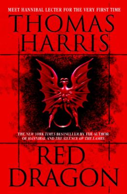 Paperback Red Dragon Book