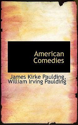 Paperback American Comedies Book
