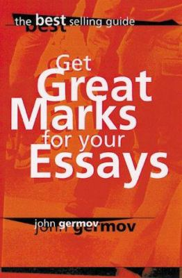 get great marks for your essays by john germov Read get great marks for your essays, reports, and presentations by john germov by john germov for free with a 30 day free trial read ebook on.