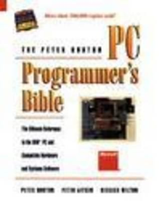 the peter norton programmer s guide to book by peter norton rh thriftbooks com Peter Norton Divorce Norton Commander