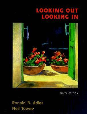 Looking Out In Book By Ronald B Adler