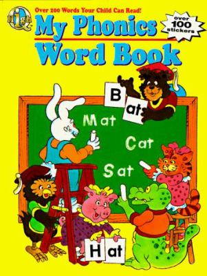 My Phonics Word Book