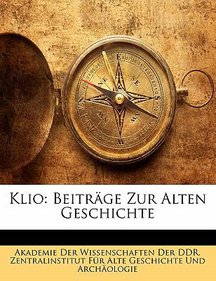 Paperback Klio : Beitr?ge Zur Alten Geschichte Book
