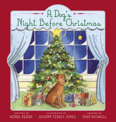 a dogs night before christmas - Night Before Christmas Book