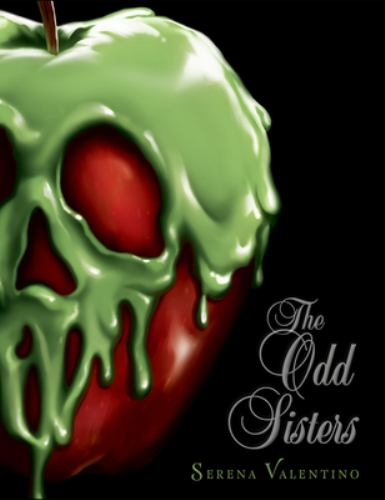 Hardcover The Odd Sisters : A Villains Novel Book