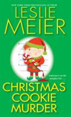 Christmas Cookie Murder (Lucy Stone Mystery, Book 6) - Book #6 of the Lucy Stone