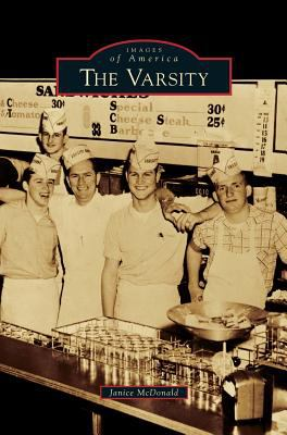 The Varsity - Book  of the Images of America: Georgia