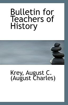 Paperback Bulletin for Teachers of History Book