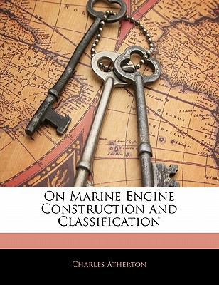 Paperback On Marine Engine Construction and Classification Book