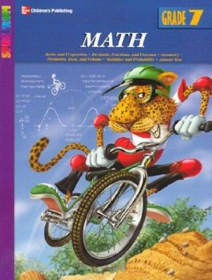 Spectrum Math Grade 7 Book By McGraw Hill Education