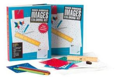 Roger Burrows Coloring Kit book by Roger Burrows