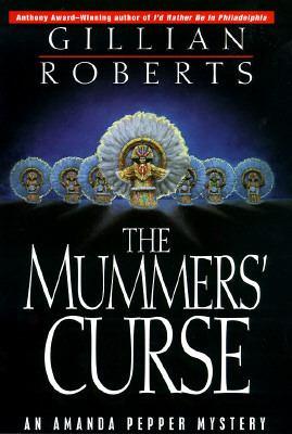 Mummers' Curse (Amanda Pepper Mysteries) - Book #7 of the Amanda Pepper