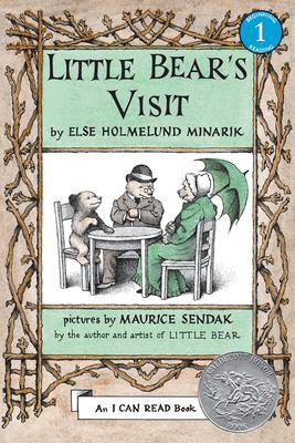 Paperback Little Bear's Visit Book