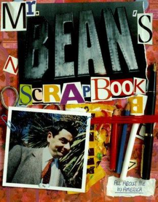Mr Beans Scrapbook All About Me In By Richard Curtis