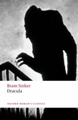 Dracula 0199564094 Book Cover