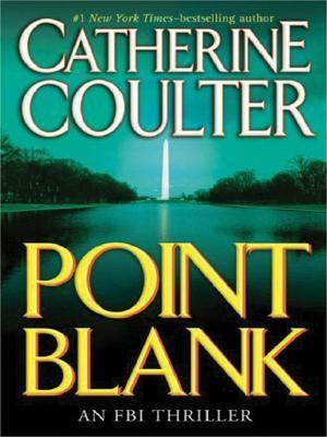 Paperback Point Blank [Large Print] Book