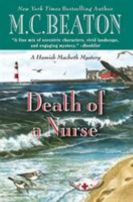 Death of a Nurse 1455558273 Book Cover