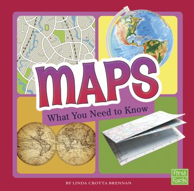 Maps: What You Need to Know book cover