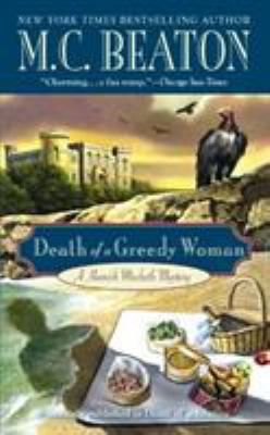 Death of a Greedy Woman B0072Q2F2Q Book Cover