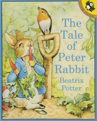 Paperback Tale of Peter Rabbit Book