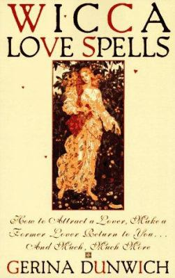 Wicca Love Spells (Citadel Library of    book by Gerina Dunwich