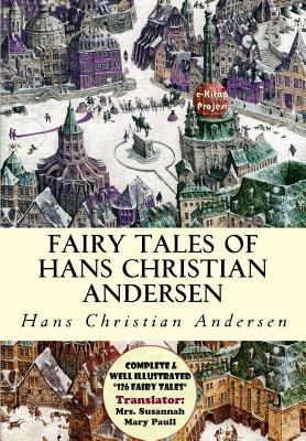 Fairy Tales of Hans Christian Andersen: [Comple... 1532715781 Book Cover